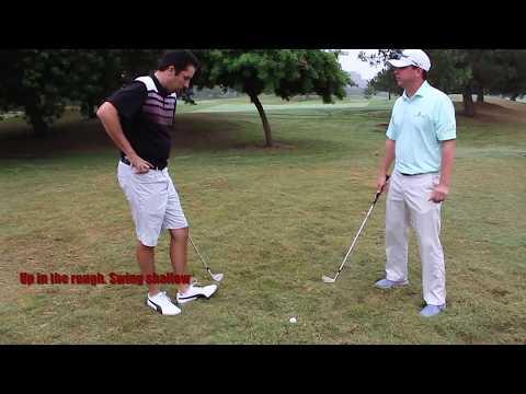 How to Shallow your chipping. Tim Yelverton, PGA teaches Pro Golfer Ryan Carter