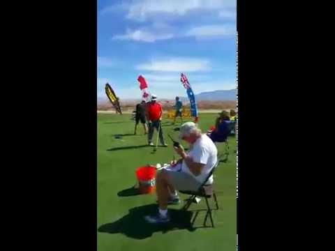 2015 Mesquite Ultimate Long Drive Seniors round1