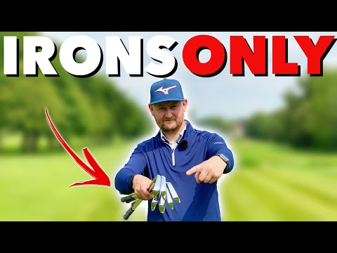 CAN I BREAK PAR JUST USING IRONS? ON COURSE LESSON
