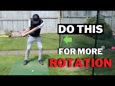 DO THIS Hip Move For Effortless Golf Rotation In The Downswing