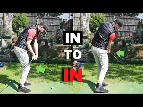 HOW TO SWING IN TO IN THROUGH THE GOLF BALL – Hit The Ball STRAIGHTER