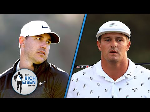 """Golf Channel's Rich Lerner on Koepka's """"Calculated"""" Feud with DeChambeau   The Rich Eisen Show"""