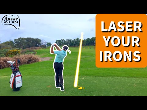 Laser Straight Irons – Without Changing Golf Swing Technique