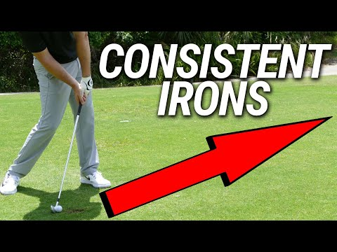 How To Strike Your Irons Consistently