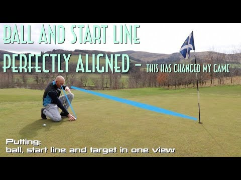 """How to take """"dead aim"""" when putting – This has transformed my game"""