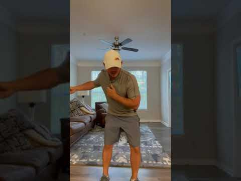 The UPPERCUT Drill For A Better GOLF SWING 🥊 #Shorts