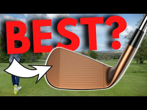 THE BEST ALL ROUND IRONS EVER!?…  AND THEY'RE COPPER!?