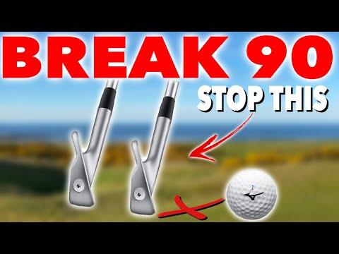 5 GUARANTEED TIPS TO BREAK 90 – Simple Golf Tips