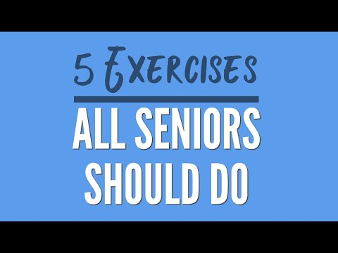 5 Exercises All Seniors Should Do Daily