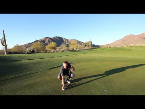 Scramble Golf Coach Team Putting Strategy