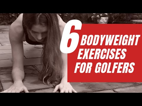 6 Bodyweight Exercises for Golfers – Golf Mobility Pro Ep. 2