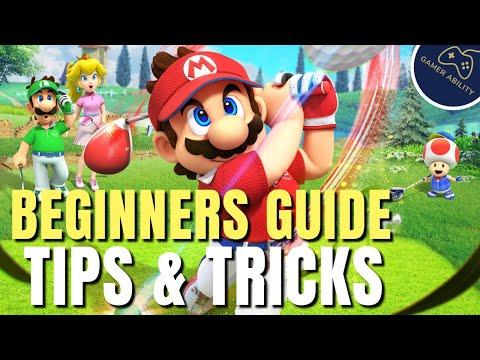 Mario Golf Super Rush Gameplay Tutorial Beginners Guide Tips and Tricks
