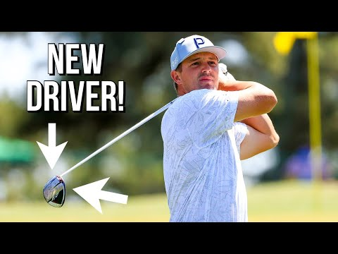 GOLF NEWS: Bryson Dechambeau's New Driver – Tiger Woods Driving Speed – Rory Mcilroy Swing Changes