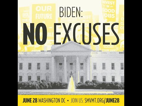 Sunrise Movement in DC: Continuing the Fight for Good Jobs for All