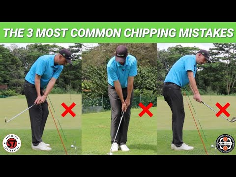 Top 3 Chipping Mistakes   PLUS The Stack & Tilt Grid for Chipping