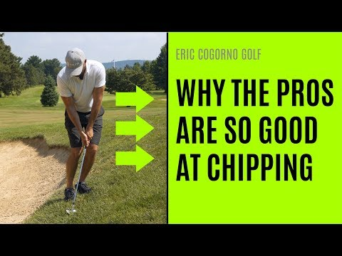 GOLF: Why The Pros Are So Good At Chipping – Never Hit Fat Or Thin Chips Again