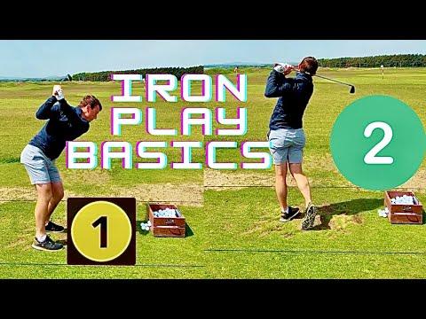 IRON SWING BASICS- 3 TIPS TO STRIKE YOUR IRONS