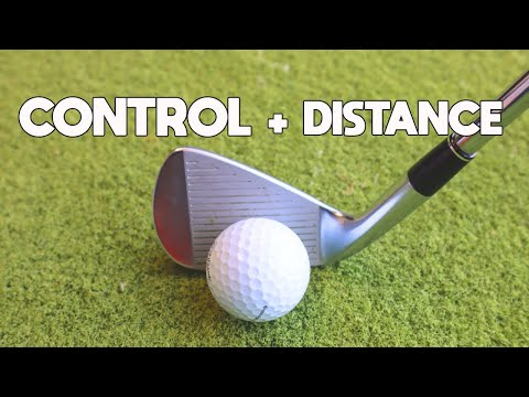 More CONTROL in the swing but hit the golf ball FURTHER with your IRONS. This is a GAME CHANGER!!