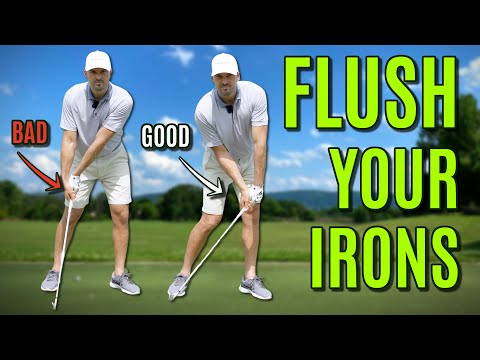 The Perfect Delivery Position | Flushing Your Irons