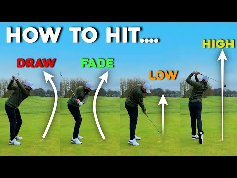 You NEED to learn these golf shots!