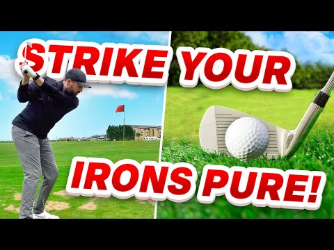 How to STOP hitting bad iron shots – 3 really simple tips