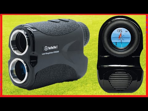 TecTecTec VPRO500 Range Finder Review    Best Golf Rangefinder    Best Golf Laser Rangefinders