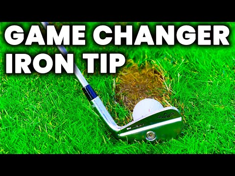 How to Hit the Ball then the Turf with your Irons   Game Changer Golf Tip