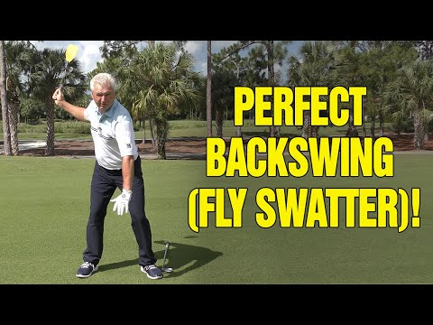 HOW TO MAKE THE PERFECT BACKSWING!
