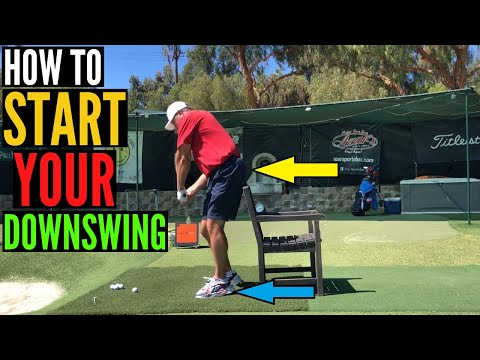 How to Start the Downswing – in Great Detail!