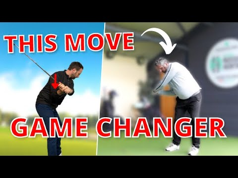 This Right Shoulder Move Is Changing Everything – Low Handicap Live Lesson