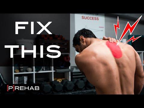 Fix Rhomboid Pain   Episode 13