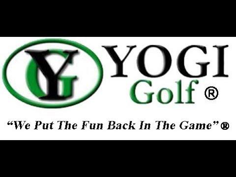 YOGI GOLF® Hinge & Lever, Yogi Hybrid ©