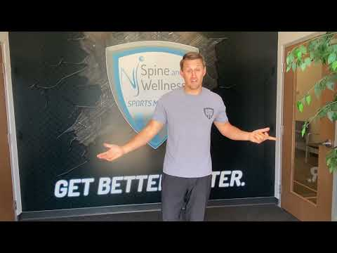 Golf Tips & Stretches with Dr. Todd – Part 2