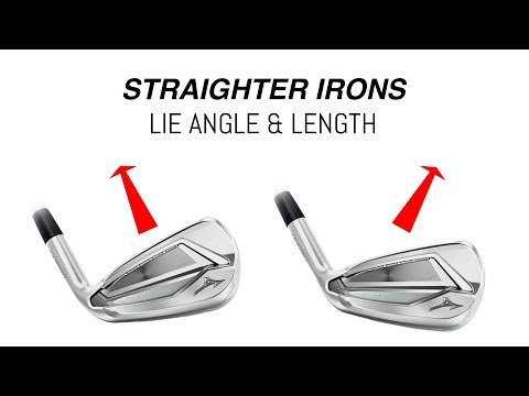 Hit Your Irons STRAIGHTER & LONGER // Lie Angle & Length