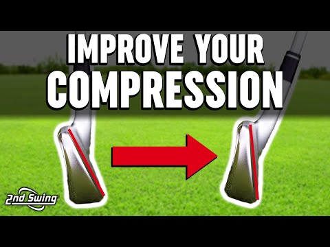 Golf Swing Tips   Improve Compression & Dynamic Loft   Hit The Ball More Efficiently
