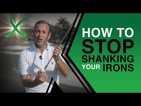 How To Stop Shanking Your Irons