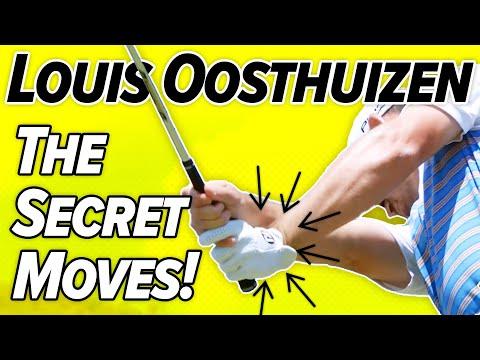 Louis Oosthuizen – Hidden Moves Of A Great Ball Striker!