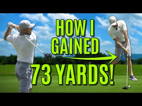 One Simple Adjustment For Massive Drives!! (GAIN 20-30 YARDS)