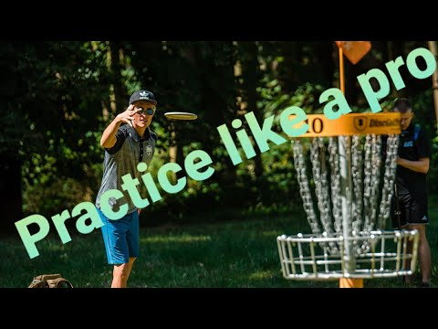 Pro Tips unstopable Disc Golf Putt [ lesson #1 ] (Nose down putting)