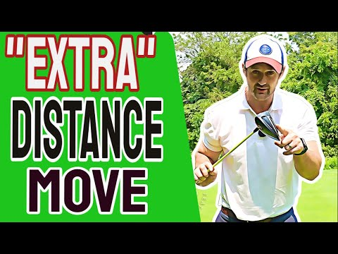 Golf | Losing Distance Off The Tee ➜ This Move Gives You 25+ Yards Fast