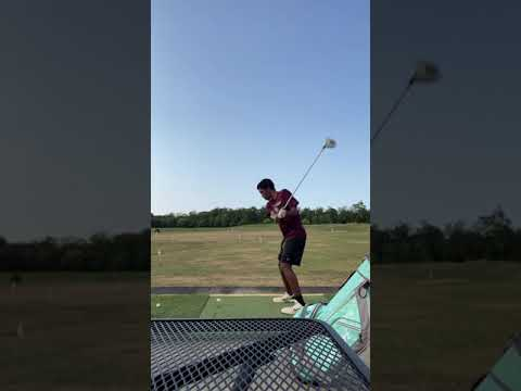 Left handed swing