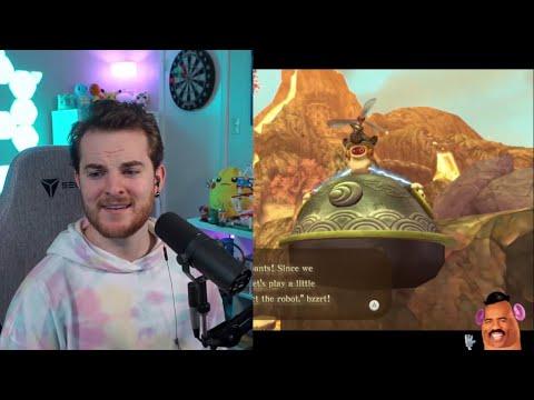 The Legend of Zelda: Skyward Sword HD [Part 5] 07/23/2021