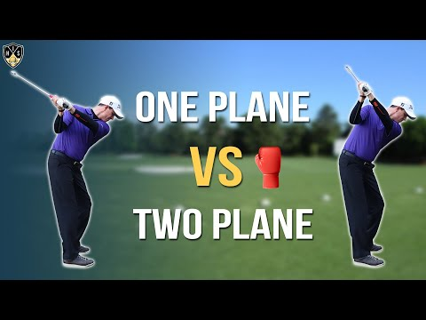 One Plane Vs Two Plane Golf Swing ➜ Play Your Best Golf