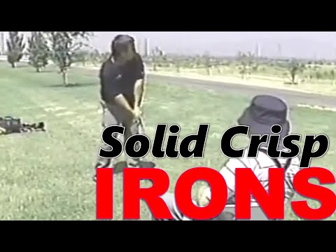 Hit Solid Irons   How To Mike Austin