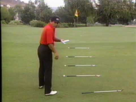 2 Minute Golf Lesson: Chipping with Various Clubs – Lee Trevino