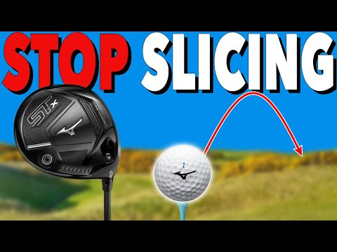 HOW TO FIX YOUR DRIVER SLICE – Simple Golf Tips