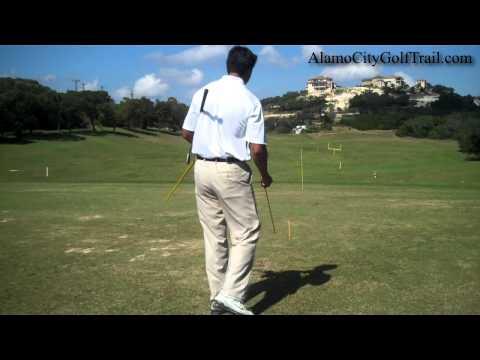 Golf Tip: Practicing Alignment w/ Michael Freeman