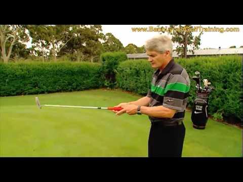 Steve Bann (BannLynch Golf) Putting Technique
