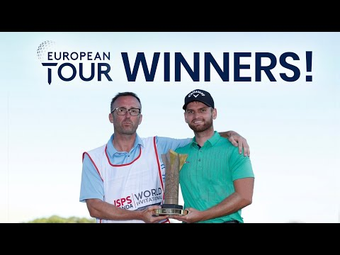 European Tour WINNERS – DREAM COME TRUE!