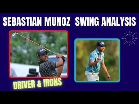 Sebastian Munoz Swing Analysis ( Driver and Irons )